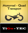 Can-Am Spyder Transport durch TiGo - TEC